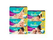 Pampers Cruisers Diapers, Size 4 (22-37 lbs.), 136 ct.