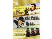 Big Country / Horse Soldiers / Long Riders
