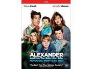 Alexander and the Terrible, Horrible, No Good, Very Bad Day DVD 9SIA3G62KN0074