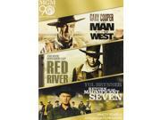 Man of the West/ Red River/ Return of the Magnificent Seven 9SIV1976XW2647