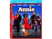 Annie [Blu-ray + DVD + UltraViolet Digital Copy] 9SIAA9C3WN1587