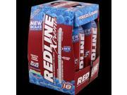 VPX Redline Xtreme RTD Blue Razz - 6 - 4 packs 8 fl oz (240 ml)