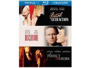 Michael Douglas Triple Feature (Fatal Attraction/Disclosure/A Perfect Murder) 9SIA75X3EN1029