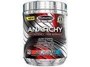 MuscleTech Anarchy Pre-Workout Icy Rocket Freeze Powder, 309 Gram