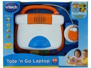 Vtech Tote & Go Laptop Plus - Orange
