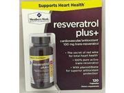 Member's Mark Resveratrol Plus Cardiovascular/Antioxidant 100mg (120 caps.)