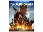 Terminator Genisys (Blu-ray + DVD + Digital HD) 9SIAA763US4880