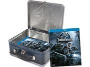 Jurassic World Limited Edition [Blu-ray + DVD + Digital HD + Tin Lunchbox]