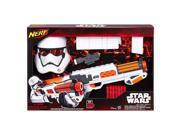 Star Wars Nerf First Order Stormtrooper Officer Deluxe Blaster and Mask