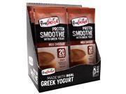 FlapJacked Protein Smoothie Milk Chocolate - 12 - 1.6 oz (46 g) Packets 9SIA1FS6FH8867