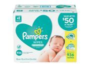 Pampers Sensitive Baby Wipes (936 ct.)