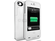 Mophie Juice Pack Air: iPhone 4/4S Case and Battery&#59; White