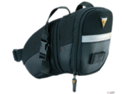 Topeak Aero Wedge Seat Bag with Strap: MD