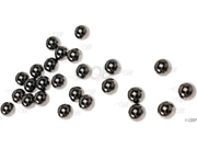 "Grade 25 3/16"" Loose Ball Bearing: Bag of 25"