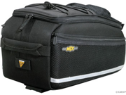 Topeak MTX TrunkBag EX Rack Bag Black Bike Rear Trunk Bag