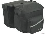 Axiom Appalachian 20 Rear Pannier Set: Black