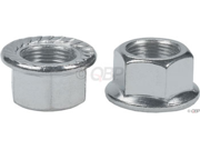 14x1mm steel axle nuts
