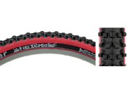 Panaracer Fire XC Pro 2.1 Black/Red Steel Bead