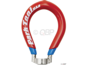 Park Tool SW-42C 4 Sided Spoke Wrench: 3.45mm~ Red