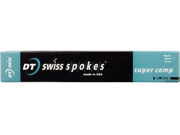 DT Swiss Super Comp 2.0/1.7/1.8 x 264mm Black Spokes Box of 72 with Silver Alloy