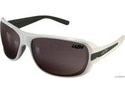 Lazer Quantum 1 (Q1) Sunglasses: Gloss White/Gray