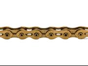 "KMC K710SL-TI SuperLite Kool Chain 1/8"" Gold"
