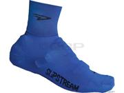 DeFeet Slipstream Shoe Cover: Blue~ LG/XL