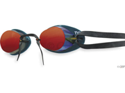 TYR Socket Rocket 2.0 Goggle: Metallized Fire Lens
