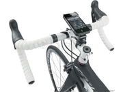 Topeak RideCase II Smart Phone Holder: Fits iPhone 4 and 4s Black