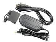 CS Power DMW-AC8 Replacement AC Adapter with DMW-DCC8 coupler Kit For Panasonic DMC-GH2