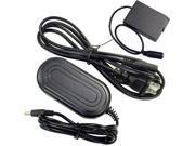 CS Power DMW-AC8 Replacement AC Adapter with DMW-DCC6 coupler Kit For Panasonic DMC-FZ40 DMC-FZ45 DMC-FZ47 DMC-FZ48 DMC-FZ100 DMC-FZ150