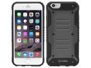 "Cellet Machine + Case for iPhone 6 & 6s - 4.7"" - Black"