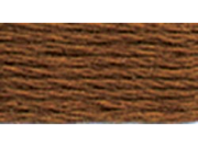 Image of DMC Six Strand Embroidery Cotton 100 Gram Cone-Brown Medium
