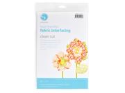 Heat Transfer Fabric Interfacing Clean Cut