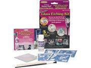 Glass Etching Starter Kit- 9SIV01U70Z5267