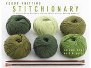 Vogue Books-Stitchionary-Ultimate Stitch Dictionary