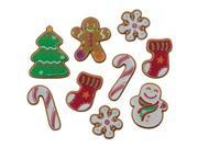 Jolee's Boutique Seasonal Embellishments-Christmas Cookies
