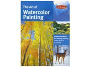 Walter Foster Creative Books-The Art Of Watercolor Painting