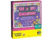 Tile Art Chalkboard Kit-