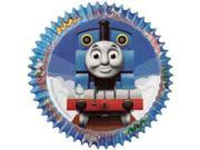 Standard Baking Cups Thomas The Train 50 Pkg