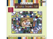 Mosaic Photo Frame Kit-