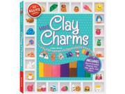 Clay Charms Book Kit-