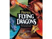 Paper Flying Dragons Book Kit-