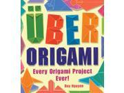 Sterling Publishing-Uber Origami