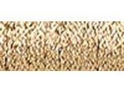 Kreinik Fine Metallic Braid #8 10 Meters (11 Yards)-Vintage Gold