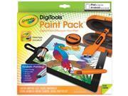 Image of Crayola DigiTools Paint Pack-