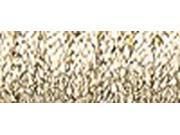 Kreinik Medium Metallic Braid 16 10 Meters 11 Yards Hi Lustre Gold