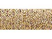 Kreinik Metallic Tapestry Braid #12 10 Meters (11 Yards)-Antique Gold