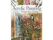Search Press Books-Acrylic Painting Step-By-Step