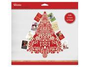 Jolee's Christmas Card Display Kit-